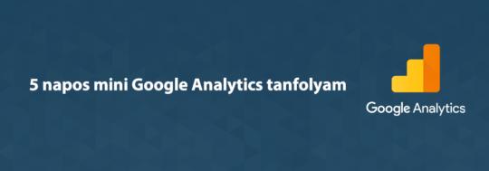 analytics tanfolyam